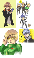 Persona4 paintchat by Renuski