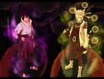 Naruto 673 - Get ready Madara by Salty-art