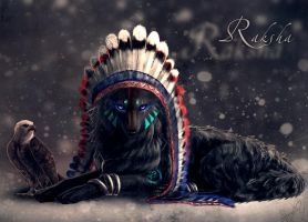 Raksha by areot
