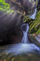 St Nectans Glen by StefanPrech