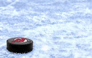 NJD Puck Wallpaper by bbboz