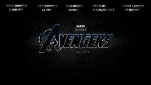 The Avengers teaster poster by Anjunabeats9