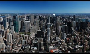 New York Skyline - 02 by skymax2k