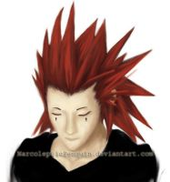 Axel by NarcolepticPenguin