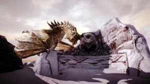 Paarthurnax by Alisia45