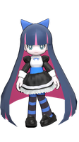 MMD Stocking by frede15