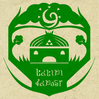 Kokiri Forest STamp by NairaSerran