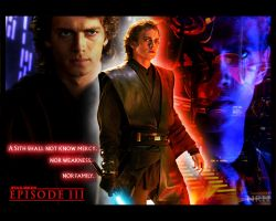 Anakin Skywalker - Episode III by valaryc