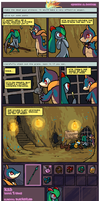 VFQuest 033: Over The Line by sulfurbunny
