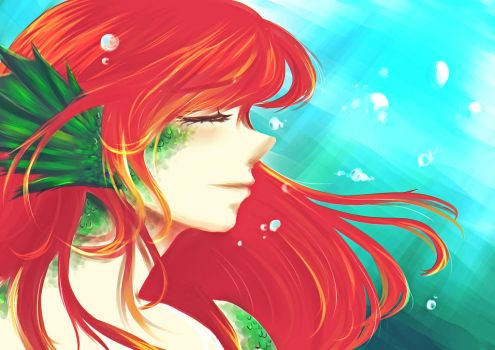 Sirena by Lyn-Chaan