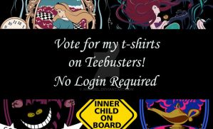Vote for me! by Anlarel