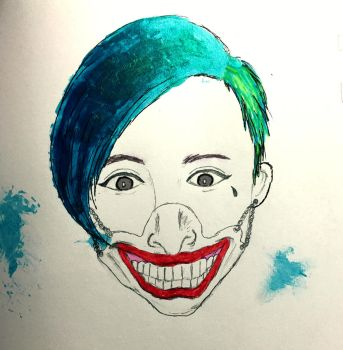 Me as Joker? by aladdin94