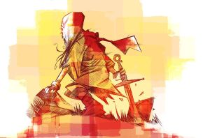 Warm Up 40 by EvanBryce