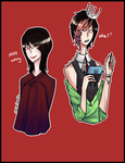Ask the Feudal and Modern Japan Prince and Princes by Ask-TheKingofGames