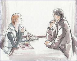 Sharing the Table by nan-says