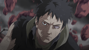 Obito - Manga panel coloring by Poch0010