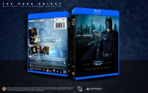 The Dark Knight Blu-ray cover by Barney-01