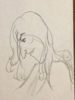 Snape Doodle 225 by dragoon811