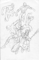 More Spidey by bobbett