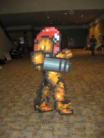 Samus Cosplay at Otakon by ChozoBoy