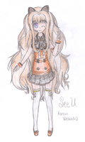 Vocaloid SeeU by ZeroStatic26