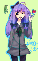 Miko 2013 by DivaWho