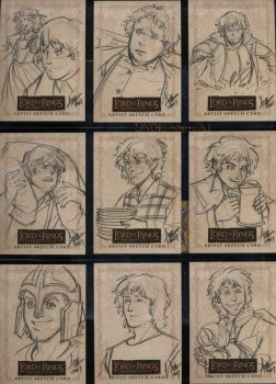 LOTR Masterpieces II 172-180 by aimo