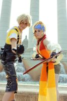 Sera rapido, te lo prometo-Final Fantasy by BannanaDreams