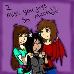 I miss you so much by Akumi123456788