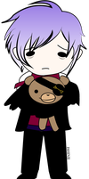 Kanato Chibi by shadowxneji