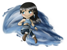 Chibi Kari by MissMinority