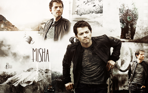 Misha Wallpaper by alice-castiel