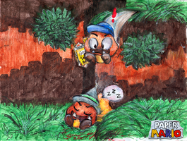 Goombario by LabNumber002