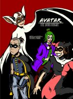 Avatar: The Dark Knight by Master-Futon