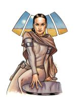 """Where Is Padme?"" by quin-ones"