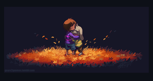 AGDQ2017 Undertale by knight-mj