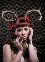 Antlers II by collective-chaos