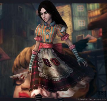 Alice Madness Returns 2 by typeATS