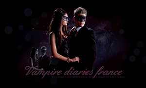 Vampire Diaries Header by Linds37