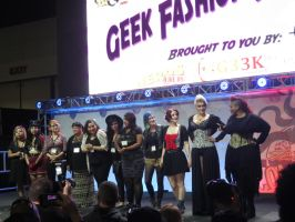 Comikaze Expo 2014: Geek Fashion Show 59 by iancinerate