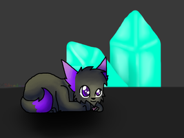 Crystal castle .:request:. by XShadowstar