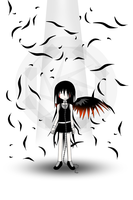 Fallen Angel by Demonic-Lunatic