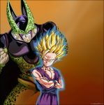Gohan's Pride 2 by condemned2love