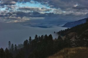 Foggy valley by lucium55