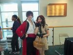 Pirate!Spain x Nyotalia!Romano Cosplay by Patchminka