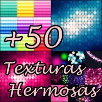 Pack +50 Texturas by LuliLovePink