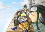 Naruto-Team01- by crocell