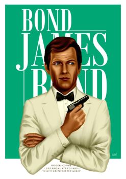 James Bond by kuinif