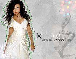 Xtina she is a good girl by mrjmendes