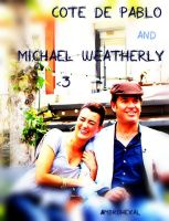 Cote and Michael x3 by Ambrohexal